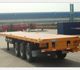 Transportation used flatbed truck trailer container chassis