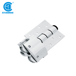 SP2 Aluminium folding door hinge, roller hinge