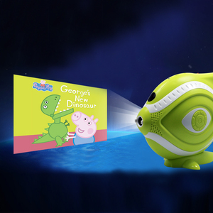 china cheap lovely cartoon design portable mini projector