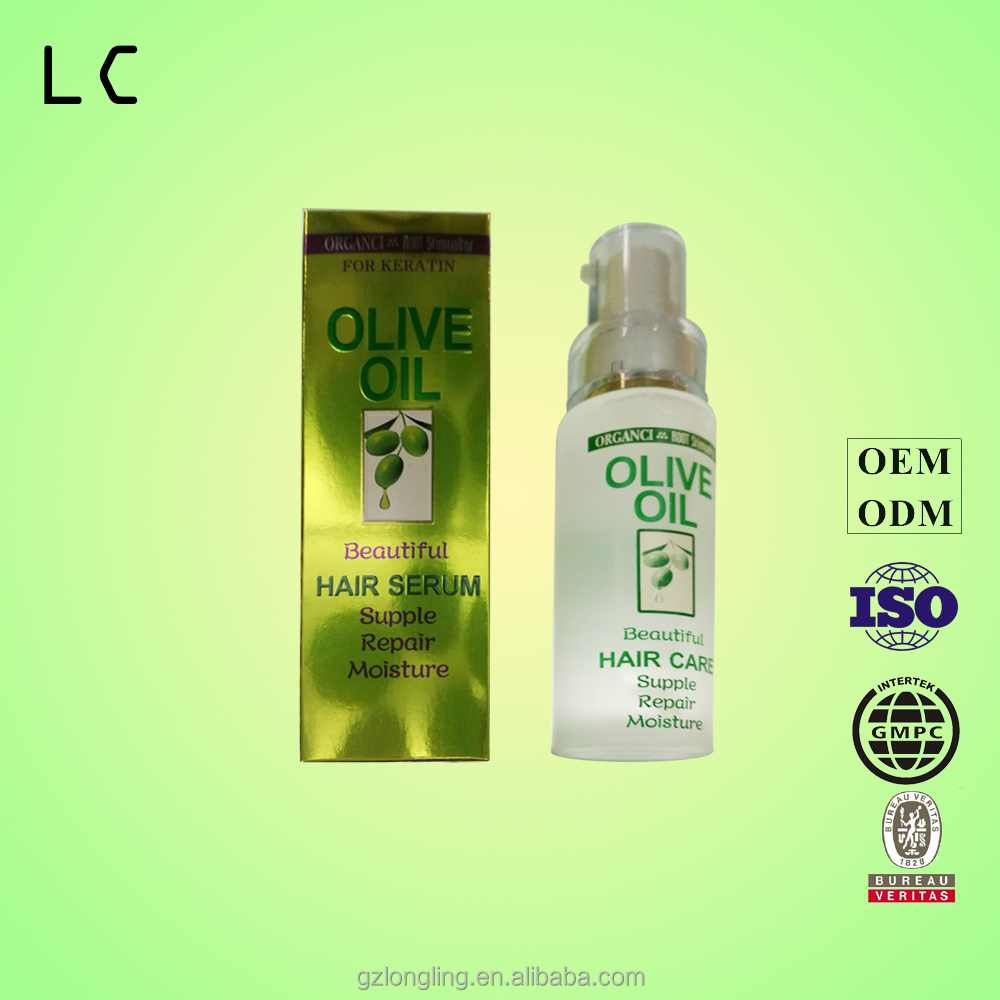 Natural Oil wholesale Repair & Moisture Hair treatment, OEM Hair oil Morocco Olive Oil
