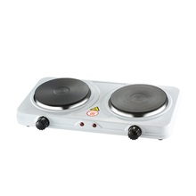 2000 Watt 2 burner electric stove  cooking range with hot plate double burner electric stove