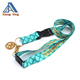 Keychain lanyard with rubber charm