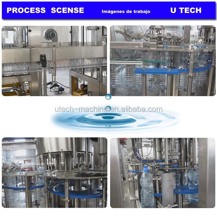Turn Key Line Mineral Water Bottling Plant In Egypt View Mineral Water Bottling Plant U Tech Product Details From Zhangjiagang U Tech Machine Co Ltd On Alibaba Com