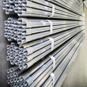 3/4 Inch Aluminum Gi Threaded Tubes Class 3 Electrical Conduit Pipe Price Per Meter