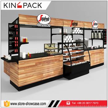 Cafe Bar Counter Design