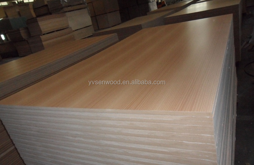 Fire proof fire resisitant mdf board