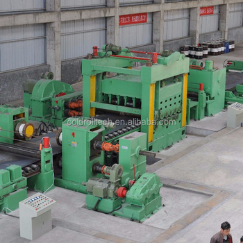 Steel Coil Cut to Length Line for Steel Coil Straightening and Cutting