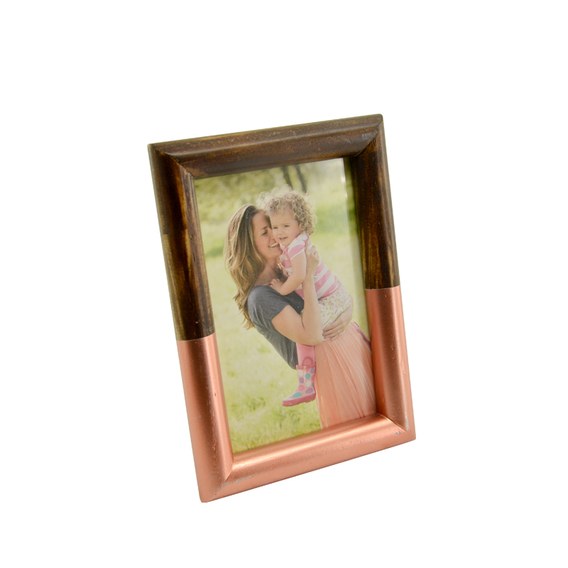 OEM factory wooden small mini photo frame