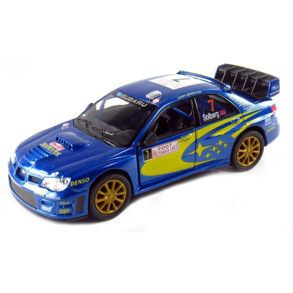 Aircraft (non-military) Models & Kits Tamiya Impreza Wrc 08 Body #51364