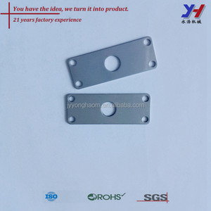 Custom hot selling high precision metal spacer for construction engineering