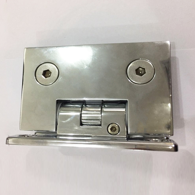 Brass adjustable door hinges for 0 degree,90 degree and 180 degree adjustable