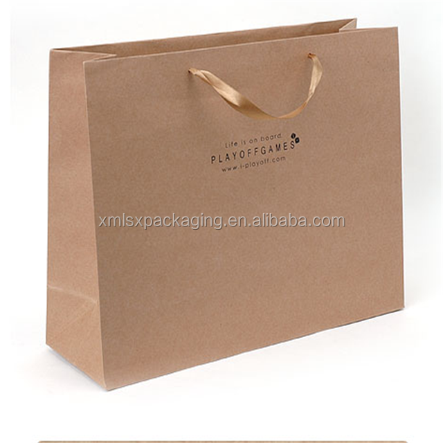 Xiamen high quality gift paper bag for festival