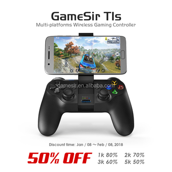 GameSirJoystick For PS3 Game Console Wireless Game Bluetooth Controller; PC Game Gamepad Joystick Controller