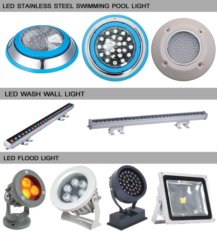 Waterproof IP65 9w outdoor LED underground lamp