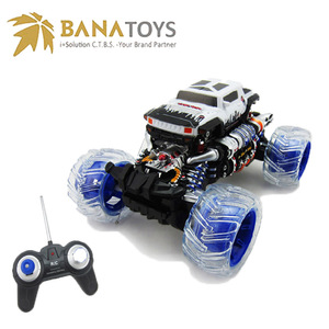 1:20 High speed 4 channel 4WD cross country radio control car with light