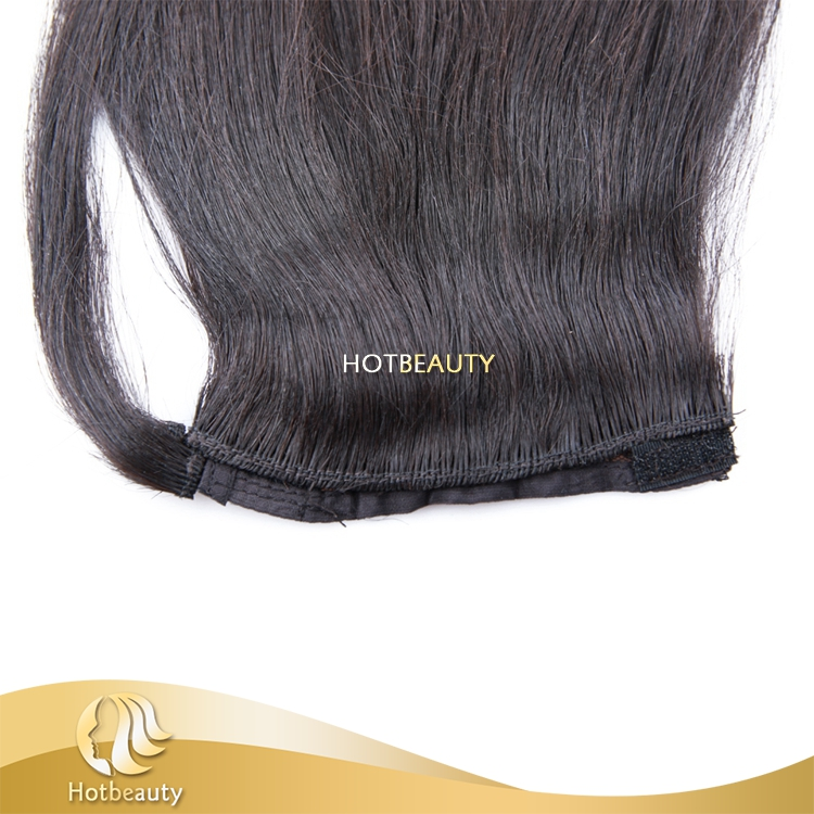 Hot Beauty Hair Wholesale Human Hair Products Ponytail