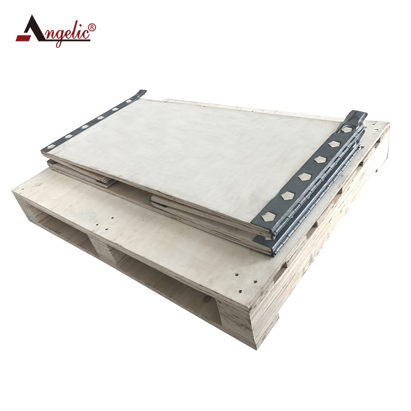 Angelic Wholesale Supplies Collapsible Package Plywood Boxes