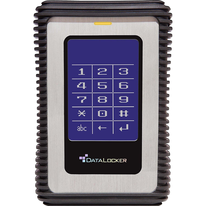 "Datalocker Dl3 Dl1000v3m 1 Tb 2.5"" External Hard Drive . Usb 3.0 . Sata ""Product Type: Storage Drives/Hard Drives/Solid State Drives"""