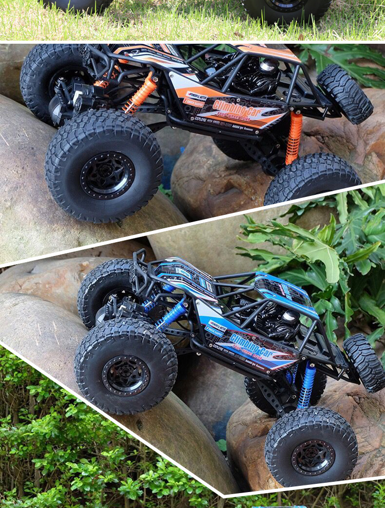 2018 Best Sellers High Speed RC Rock Climbing Car Toy RC Rock Crawler 1/10  RC Car, View RC Rock Crawler 1/10, LIHUITOYS - Rc Car Product Details from