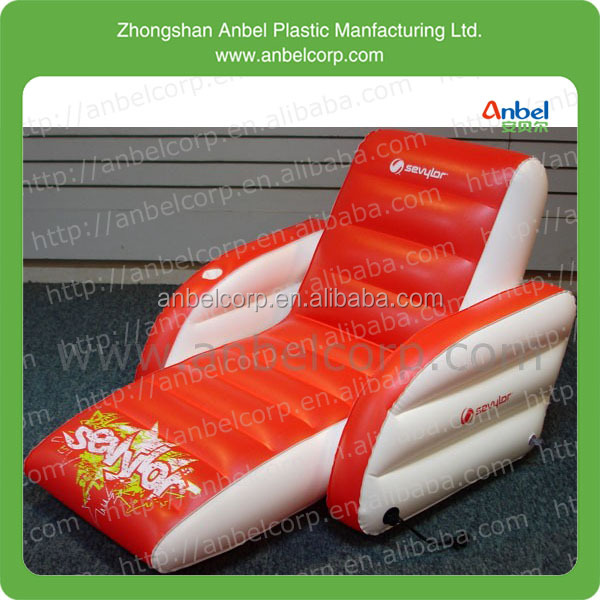 Hot selling air Massage Inflatable Sofa Reclining Chair