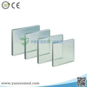 High Quality x-Ray Or CT Scanner Room Protection x-Ray Lead Glass