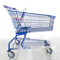 Cheap High quality supermarket shopping cart