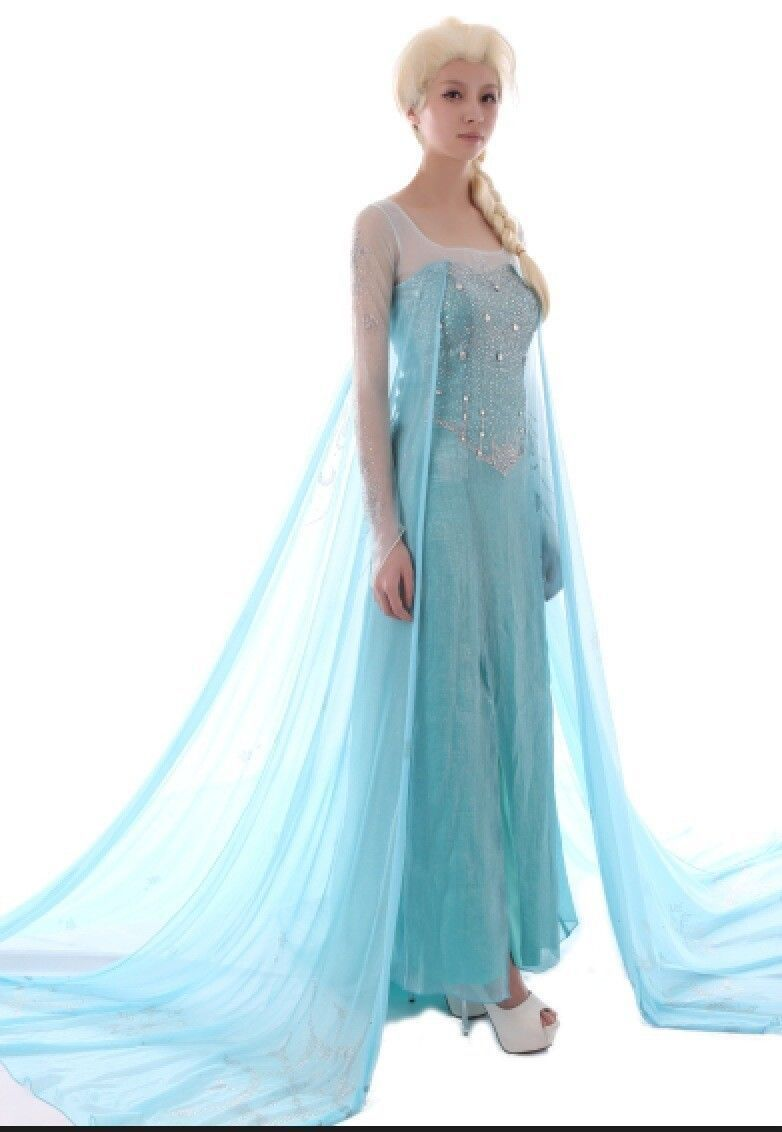 Cheap Elsa Costume Women, find Elsa Costume Women deals on line at ...