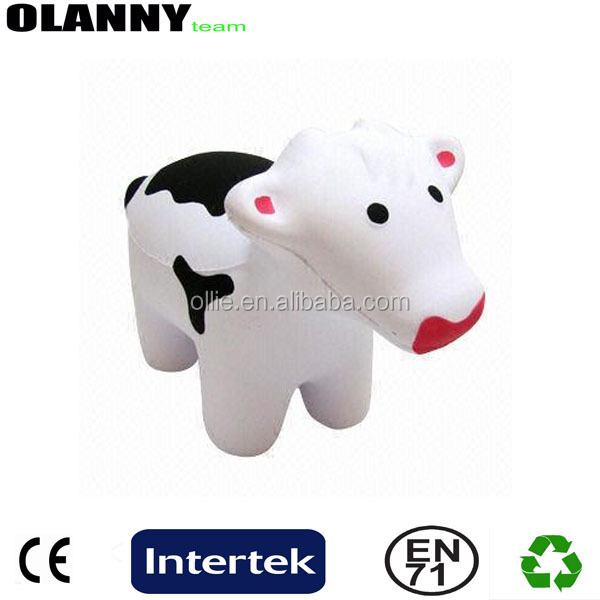 promotion discount price animal high quality PU foam stress toy
