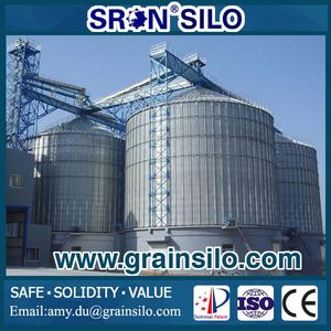 bolted steel cement silo 5000 ton For Sale