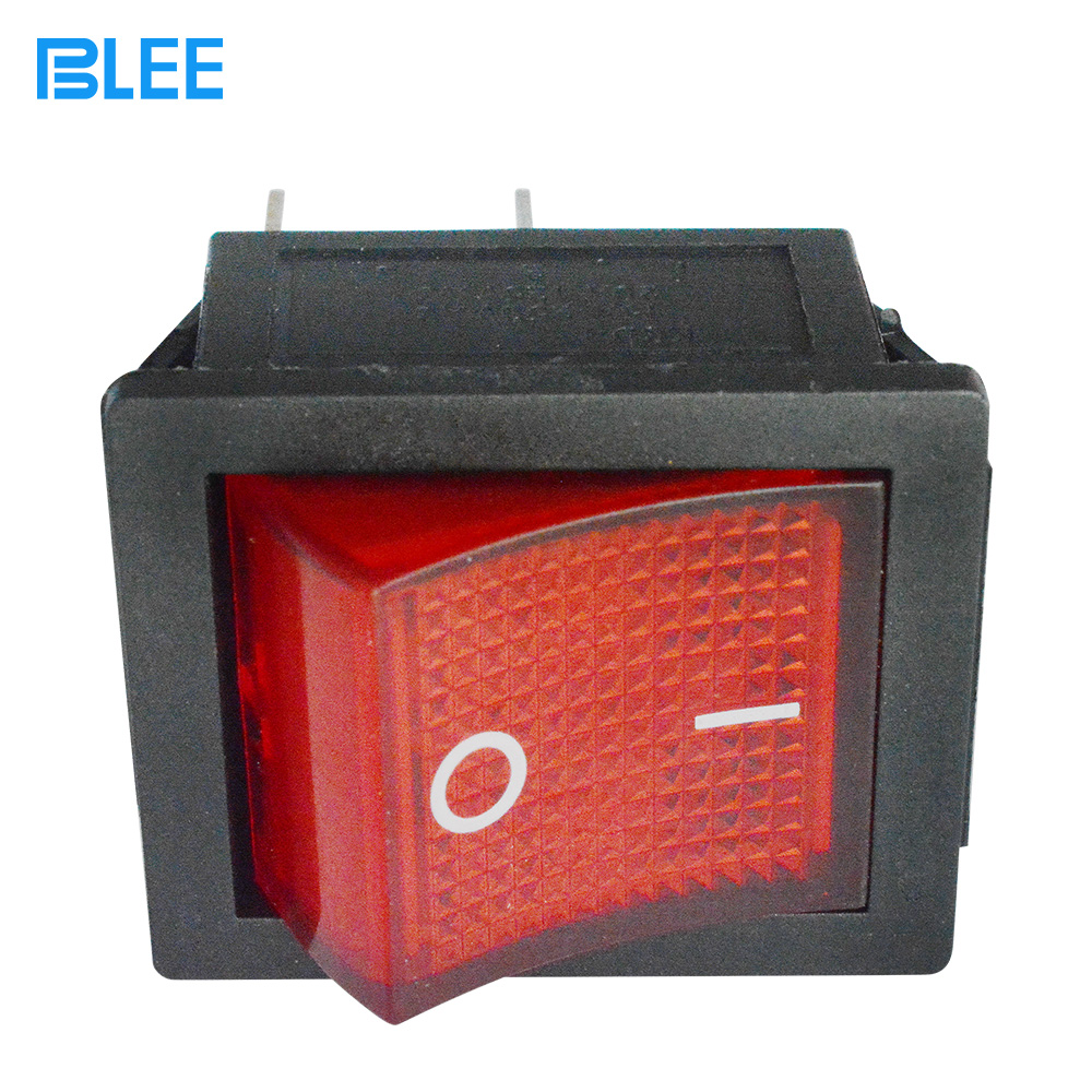 Low price manufacturer direct wholesale high quality waterproof small size ON -OFF button switch