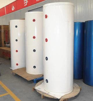 600l hot water tank with coils heat exchanger solar water heater tanks