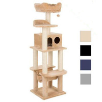 Cat scratching post and cheap happy pet cat tree pet products