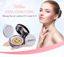BiLian Beauty Makeup OEM ODM Skin Care Moisturizing Cosmetic Whitening Waterproof Air Cushion Foundation BB Cream