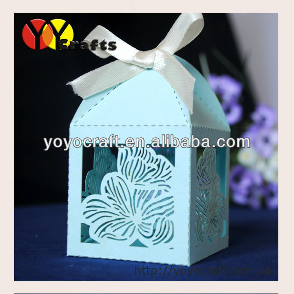 flowers favors supply New Arrivals Various Colors Weddings Party Decoration decoration chocolate wedding box with free logo