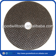 355 double net cut off wheel for metal manufactured in china