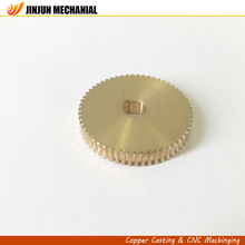 China factory high quality competitive price brass pulley