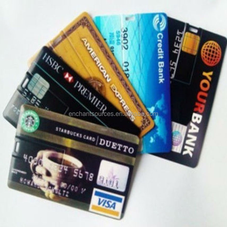 Promotion super thin credit card usb flash wholesale,customed usb flash,business card usb flash drive for best gifts