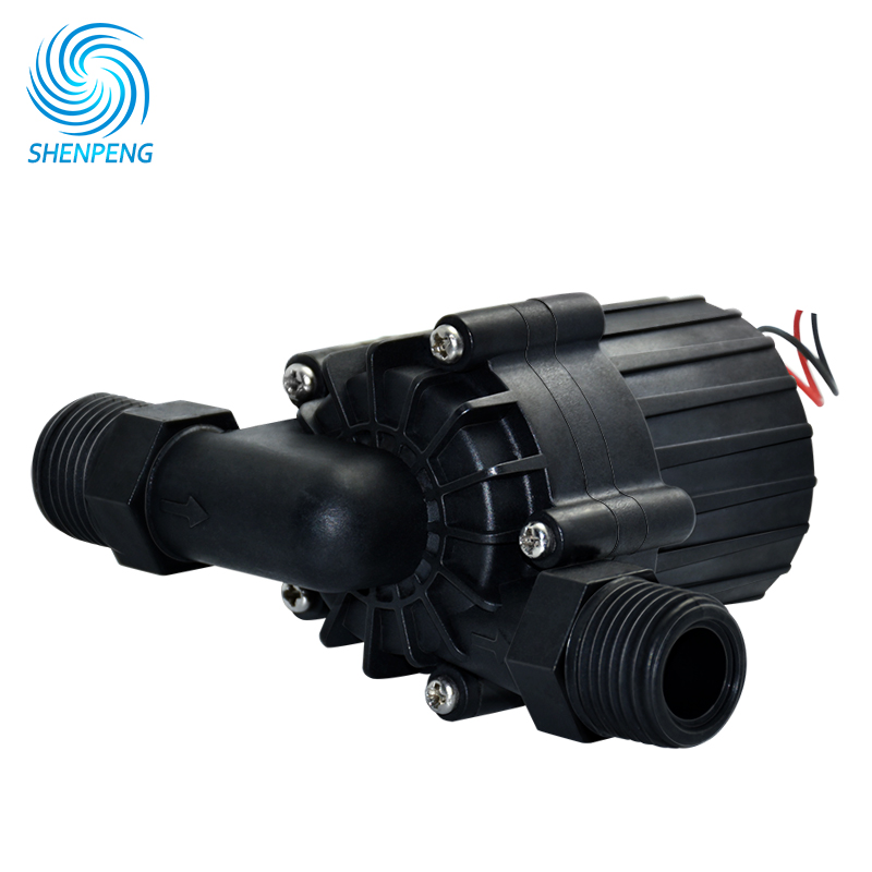 Flow 800LPH Head 8m 24V Small Hot Liquid Pump