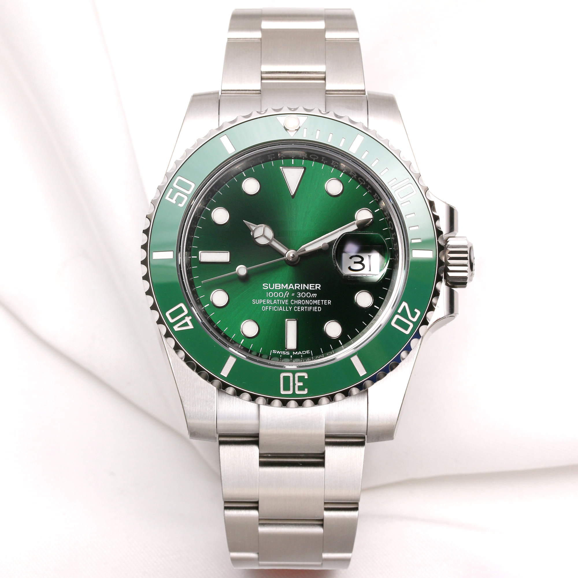 Best Selling Classic 116610LV Automatic Watch Rolexable