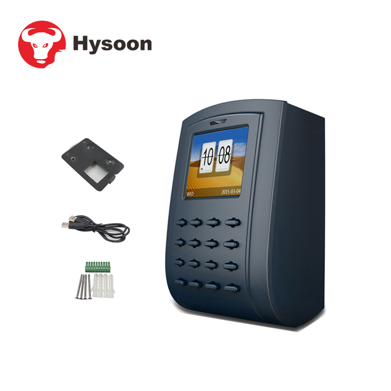 Outdoors ID Card Access Controller Support TCP/IP With keyboard