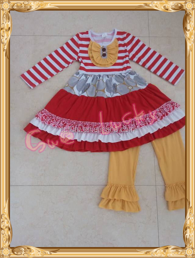 Reindeer Christmas Boutique Outfits Baby Clothes