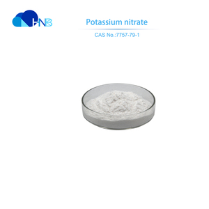 HNB supply Potassium nitrate CAS 7757-79-1 high quality nitrate potassium with best price