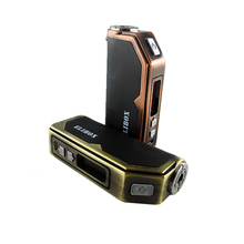 hot top e vape device box mod elibox lcd display rose gold vape mods 2017 custom mechanical mods 18650 dual