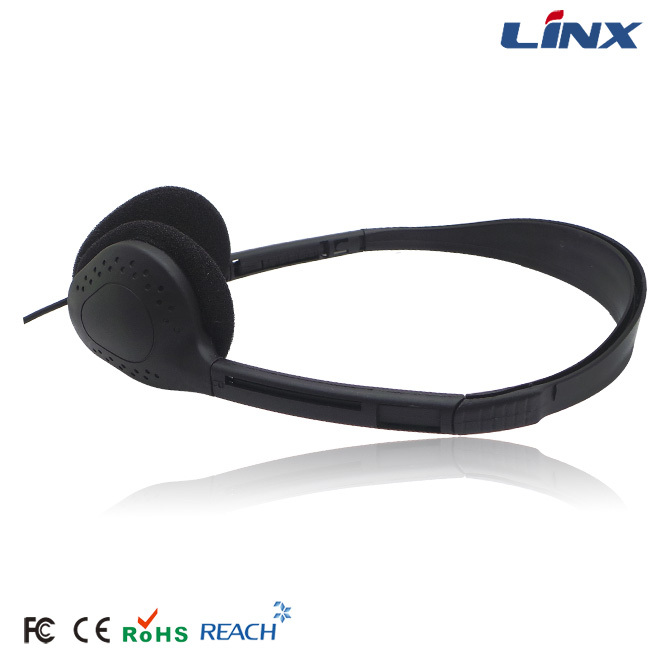 lowest price disposable headset headphone head set