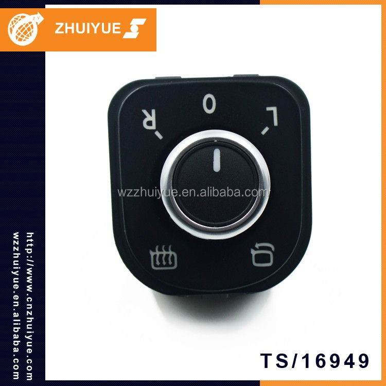 ZHUIYUE Goods From China 5ND 959 565B Rear Mirror Switch For VW GOLF SAGITAR MAGOTAN