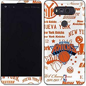 NBA New York Knicks V20 Skin - NY Knicks Historic Blast Vinyl Decal Skin For Your V20