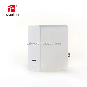 High-power 60W type c PD usb wall charger for laptop charging