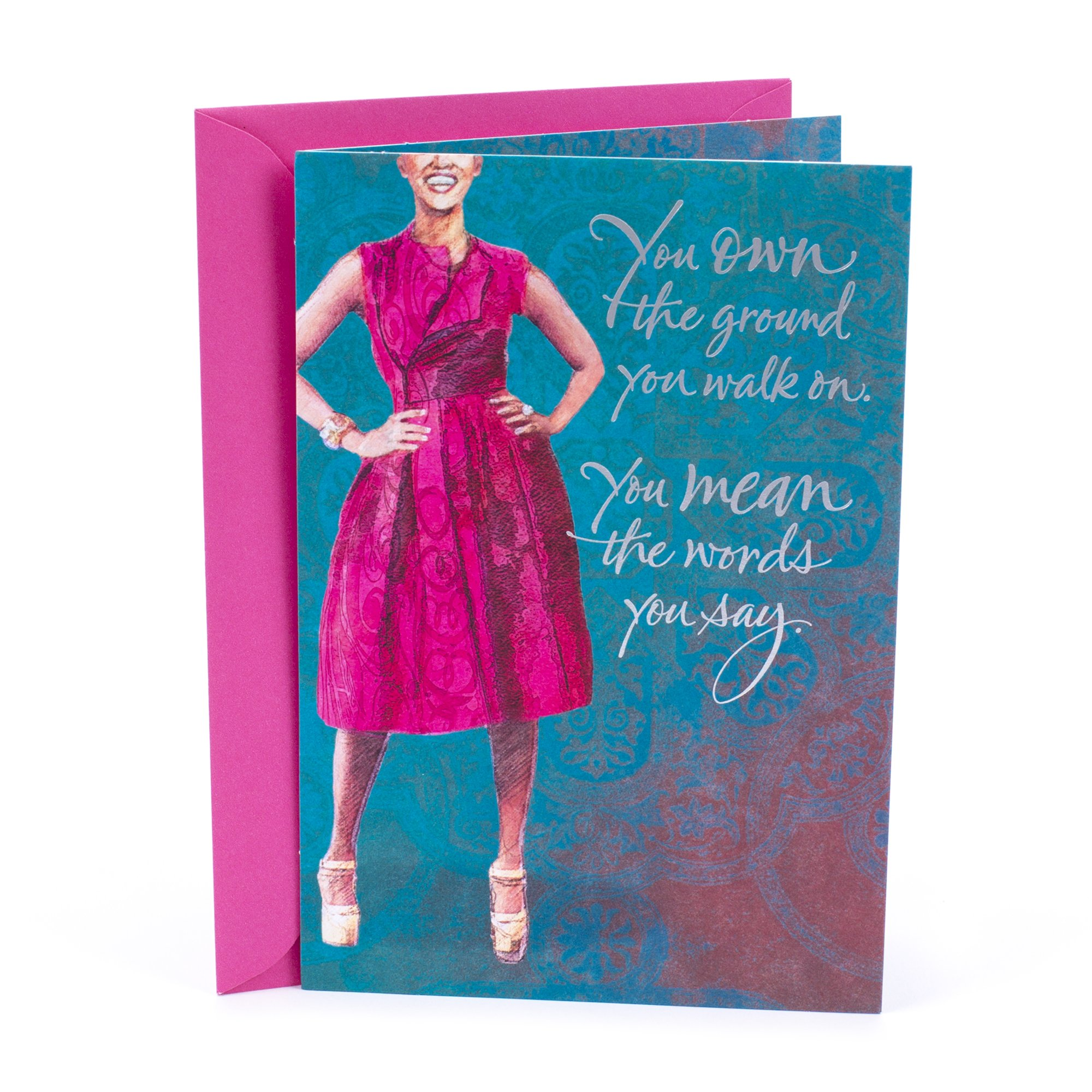 Get Quotations Hallmark Mahogany Birthday Greeting Card For Friend Beautiful Soul