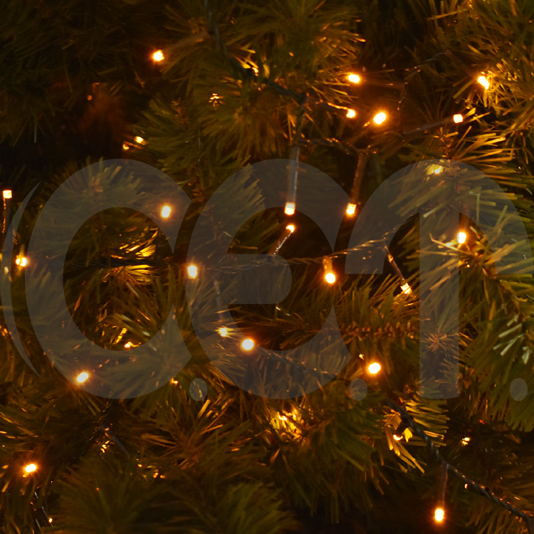 New Products CET LED Ball String Light Christmas Light