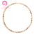 2020 best selling high quality fashion titanium titanium mesh necklace personalized necklace jewelry